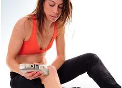 аппарат B-cure Laser для лечения колена